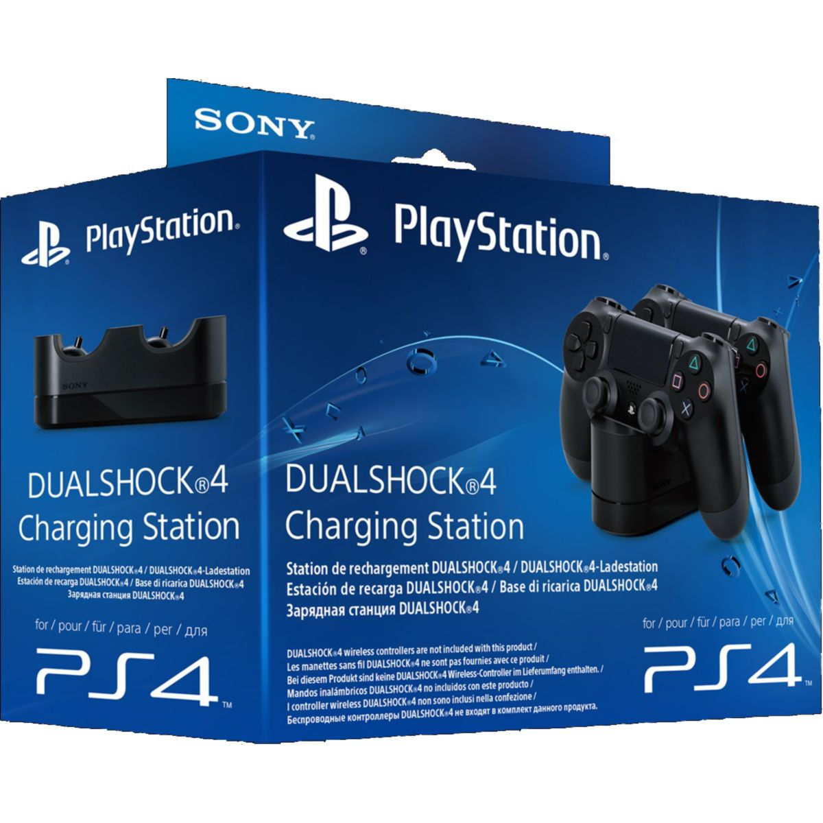 Station de Rechargement SONY Dual Shock PS4