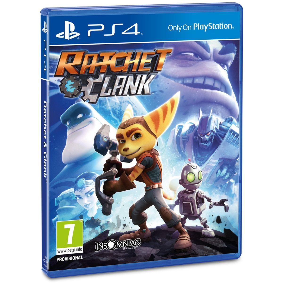 Jeu PS4 SONY Ratchet & Clank