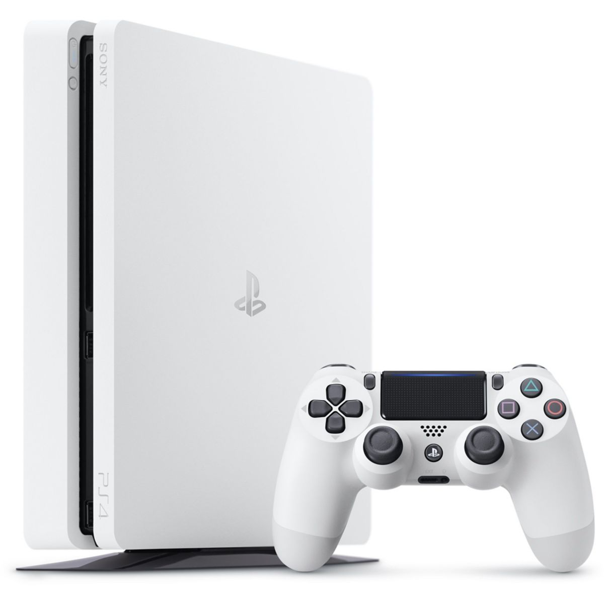 Console PS4 SONY PS4 Slim 500Go Blanche