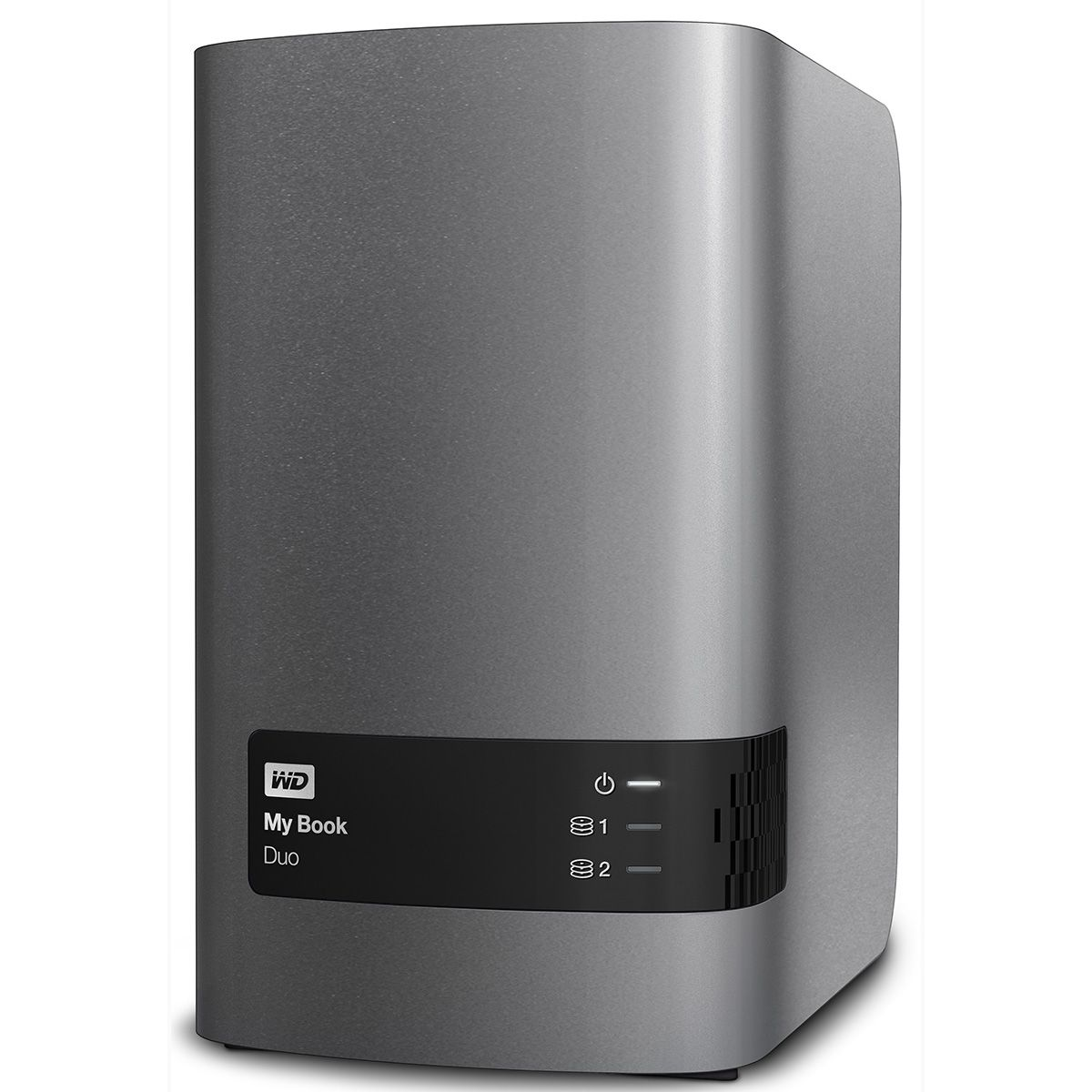 Serveur NAS WD My Book Duo 8To Charcoal