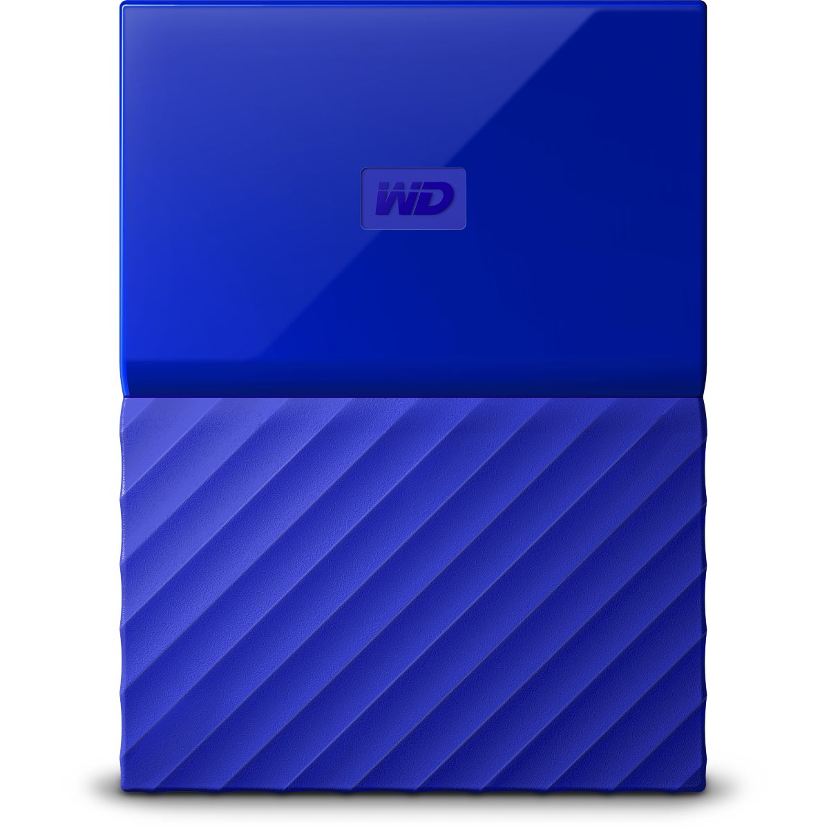 Disque WD 2,5'' 4 To My Passport Bleu Ne
