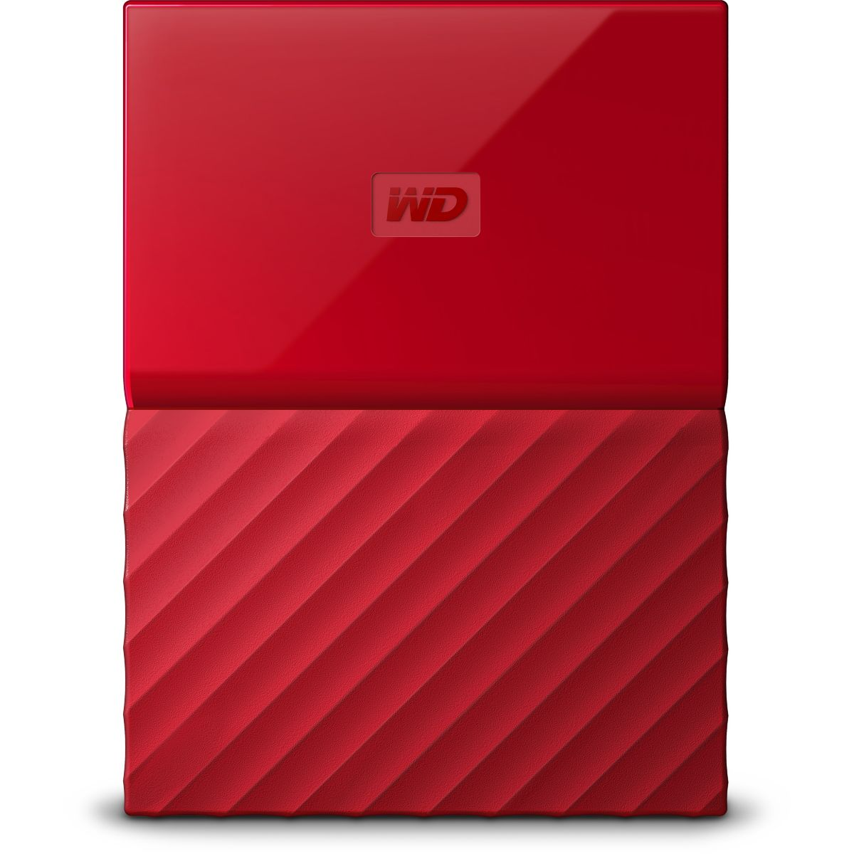 Disque WD 2,5'' 2 To My Passport Rouge N