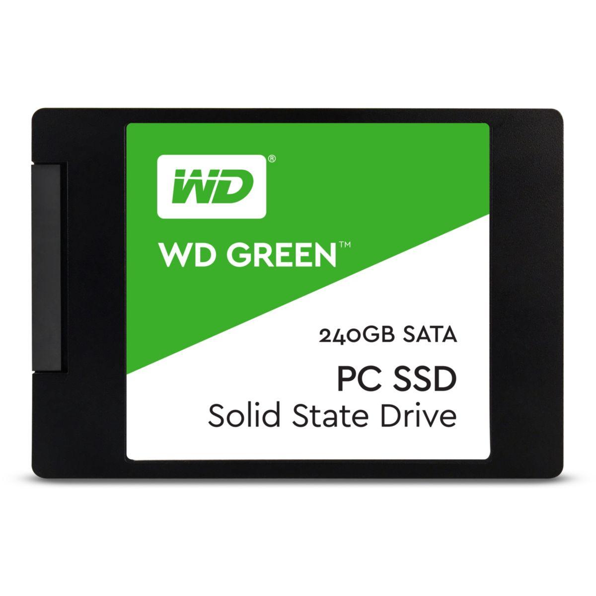 Disque WESTERN DIGITAL SSD 240Go
