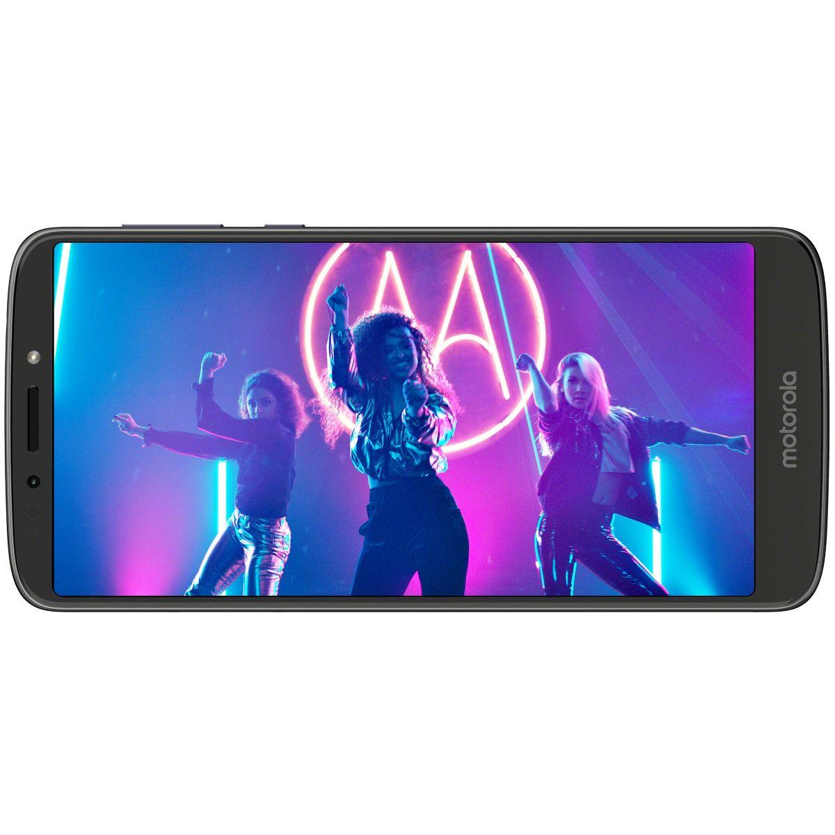 Smartphone MOTOROLA E5 Gris