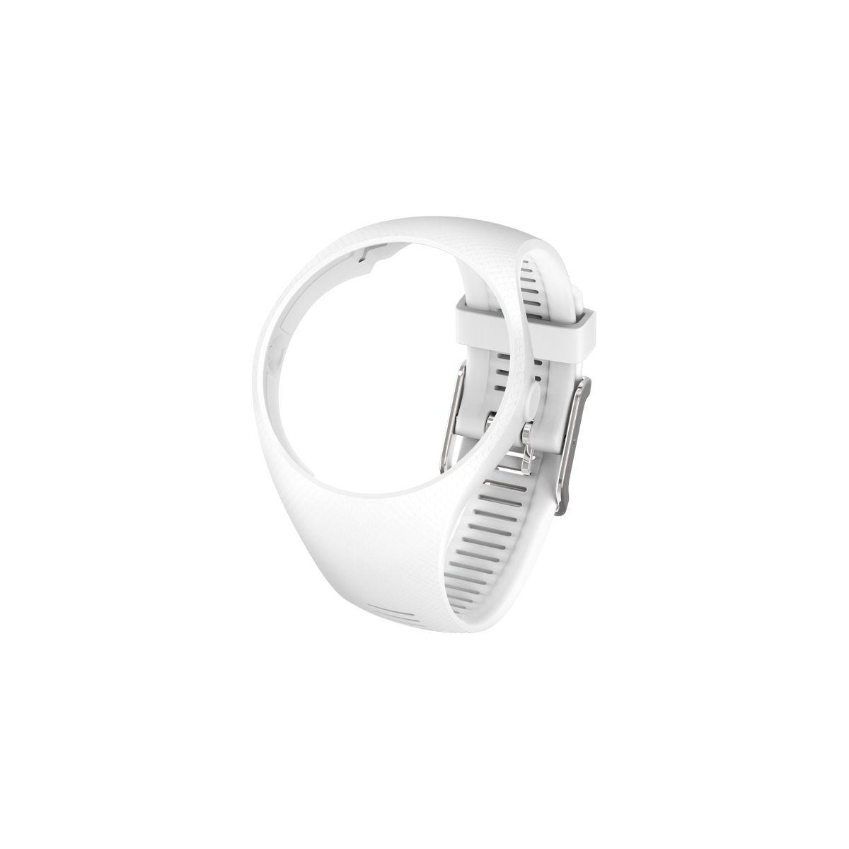 Bracelet POLAR M200 Blanc S/M