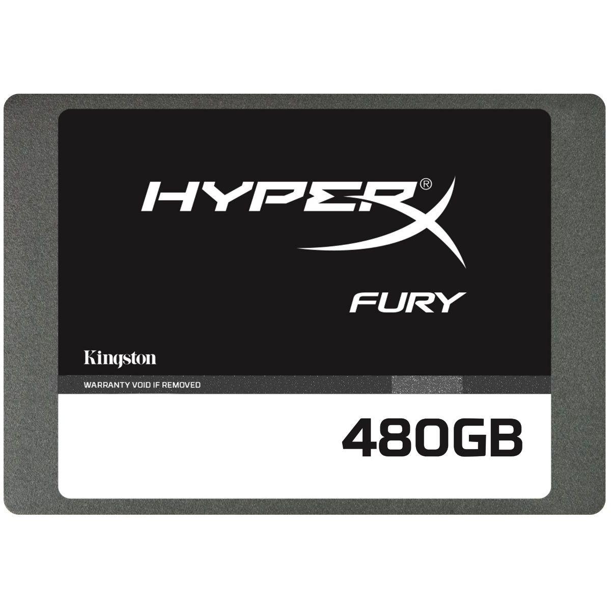 Disque SSD interne HYPERX FURY SSD 480Go