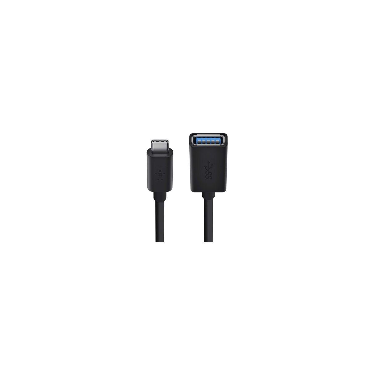 Adaptateur USB C BELKIN USB-C / USB-A (photo)