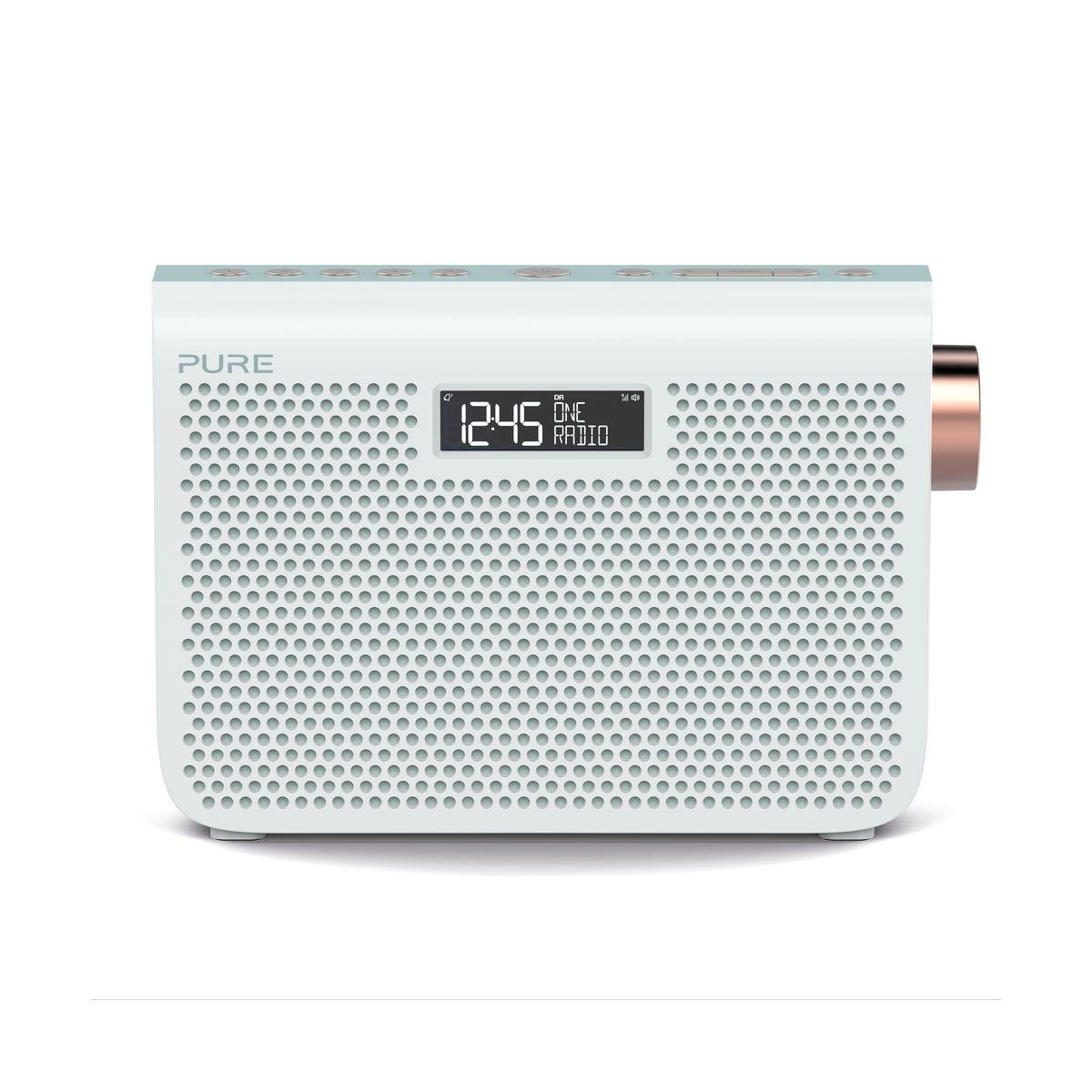 Radio numérique PURE One Midi, S3s jade