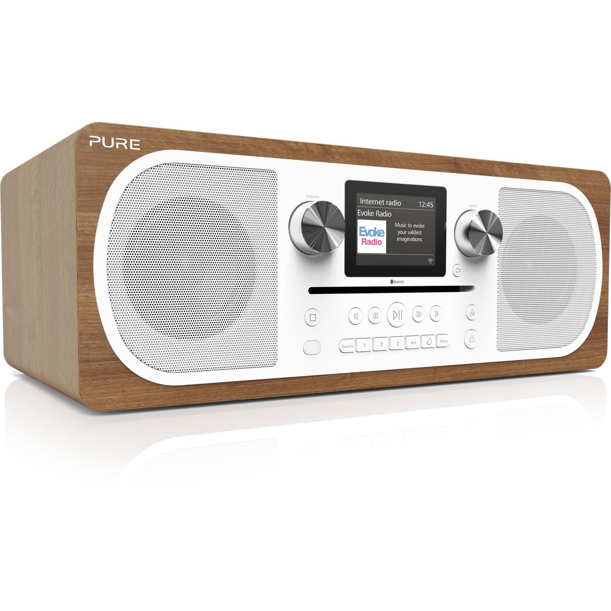 Radio CD PURE Evoke C-F6 DAB+