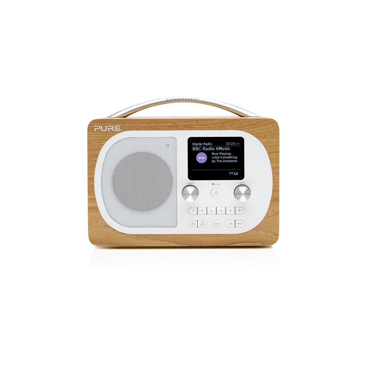 Radio numérique PURE Evoke H4 OAK