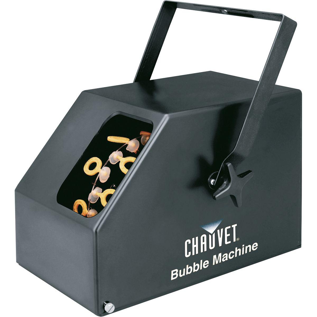 Machine CHAUVET BUBBLE (photo)