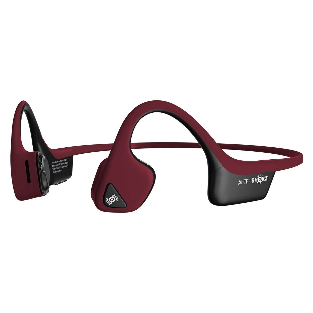 Casque Arceau AFTERSHOKZ TREKZ Air Canyon Red