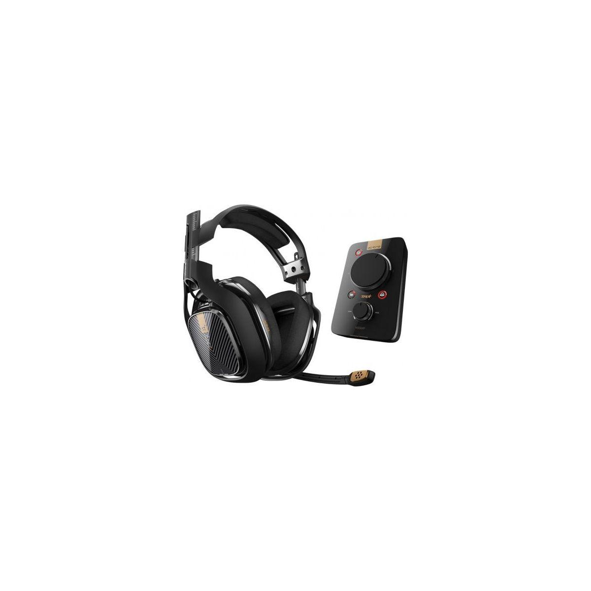 Casque gamer ASTRO A40 TR + MixAmp Pro TR Noir PS4
