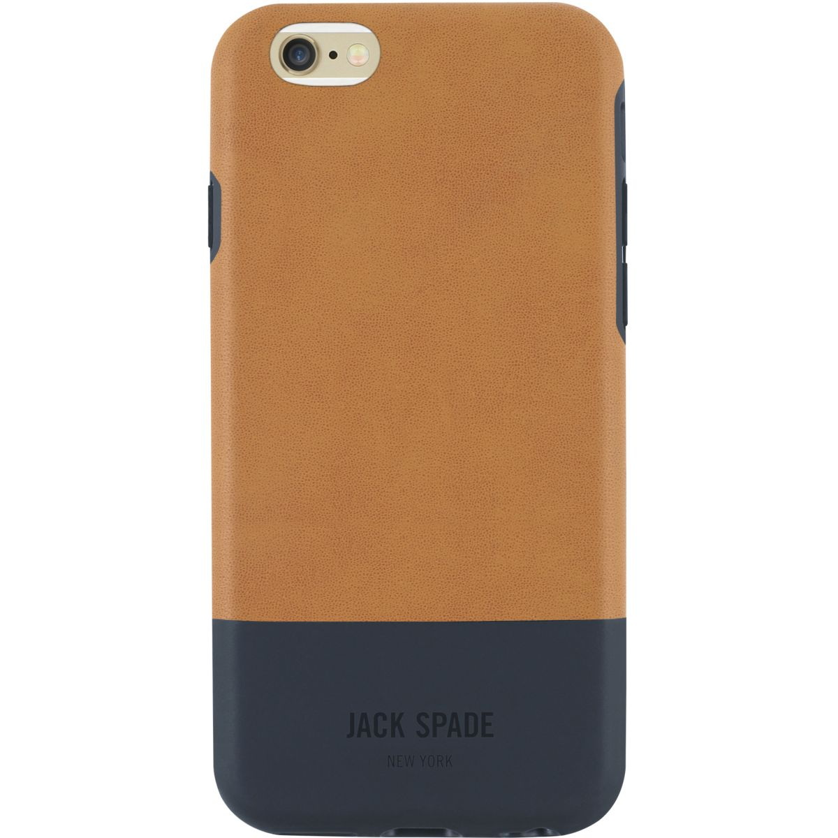 Coque JACK SPADE iPhone 6/6S tan navy