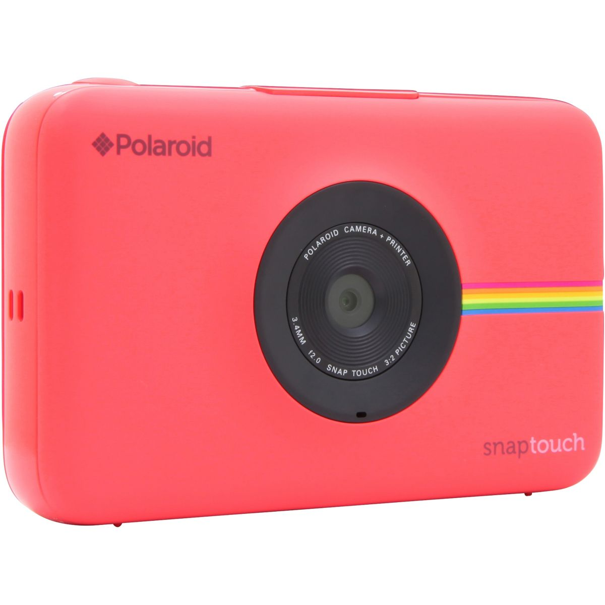 Appareil photo Instantané POLAROID Snap Touch Rouge