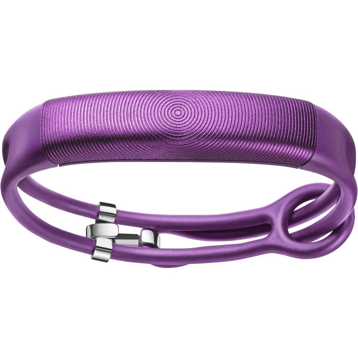 Bracelet connecté JAWBONE UP 2 ROPE PURPLE