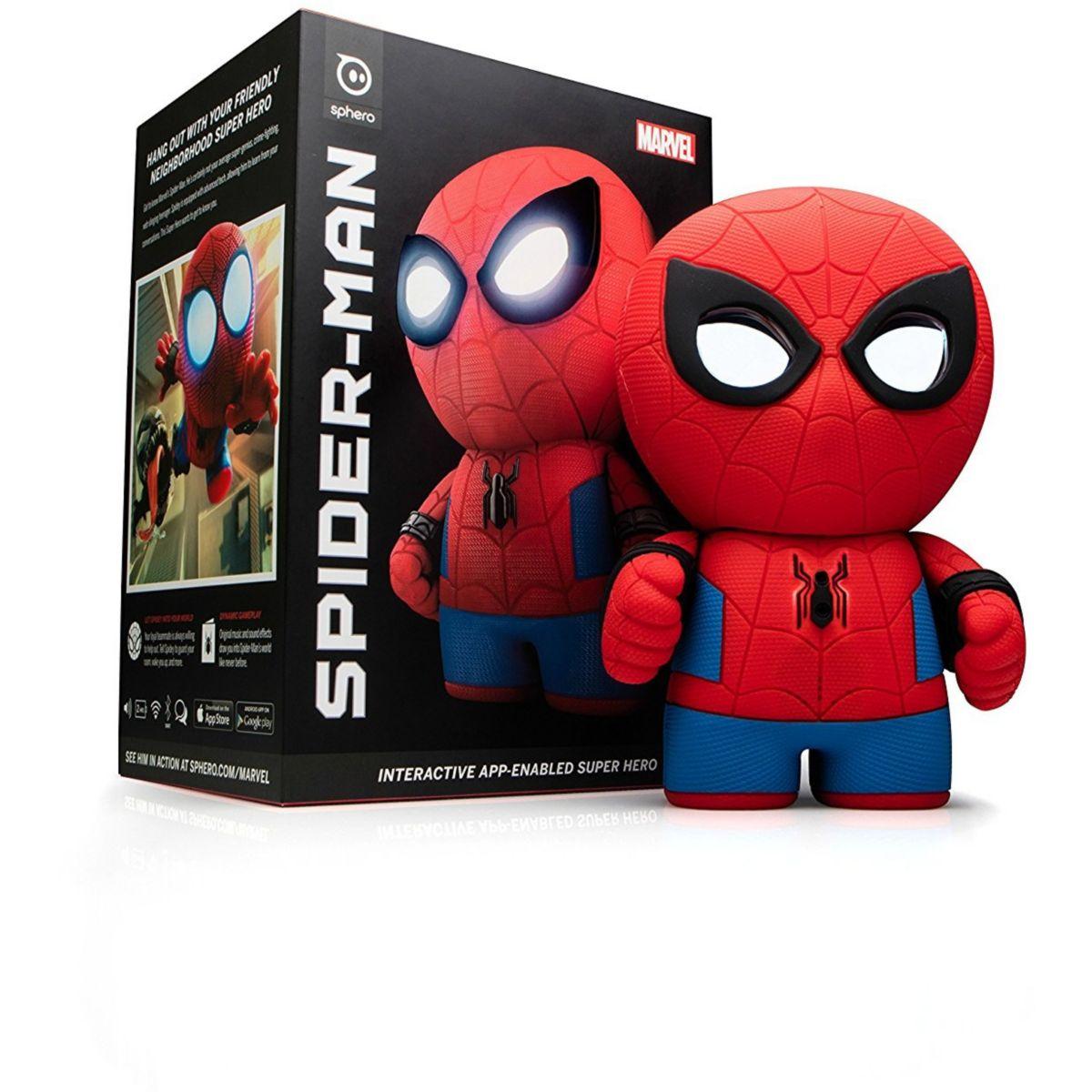 Robot SPHERO Spider-Man (application anglaise)
