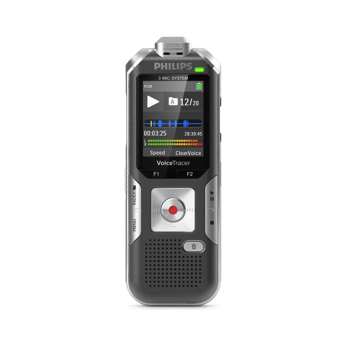 Dictaphone PHILIPS DVT6010/00 (photo)