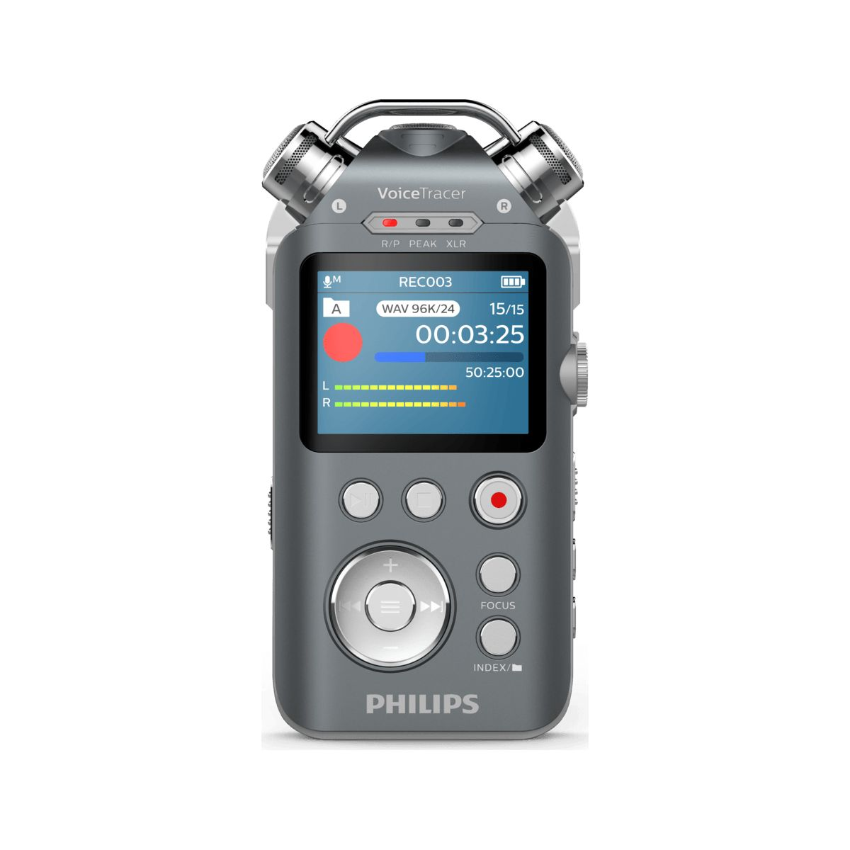 Dictaphone PHILIPS DVT7500 (photo)