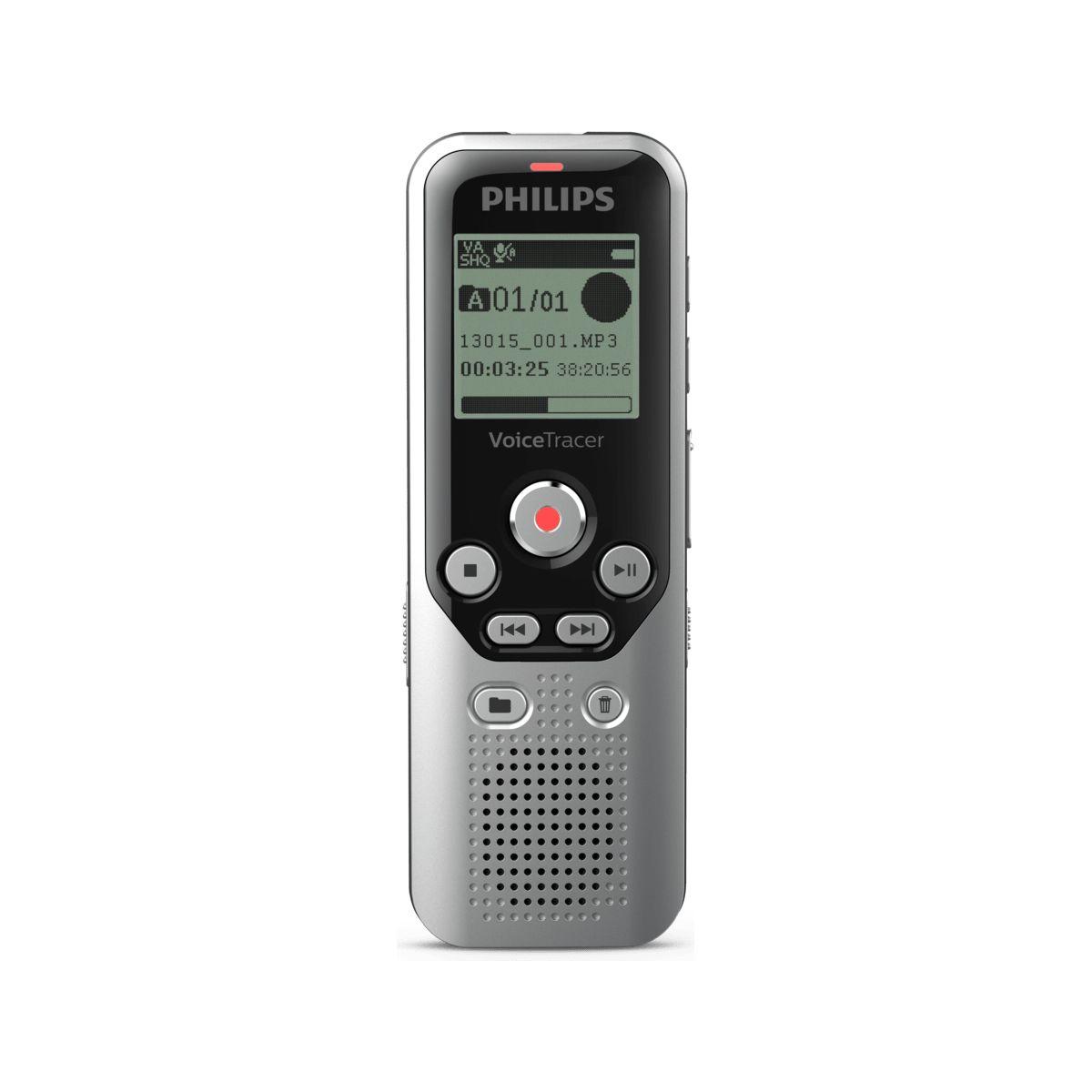 DICTAPHONE PHILIPS DVT1250/00