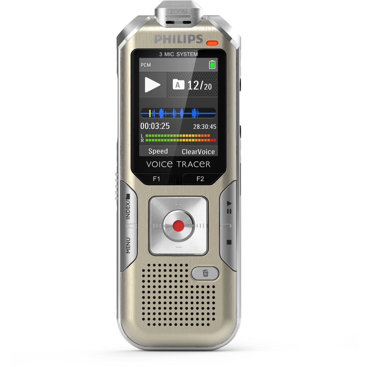 Dictaphone PHILIPS DVT6510 (photo)
