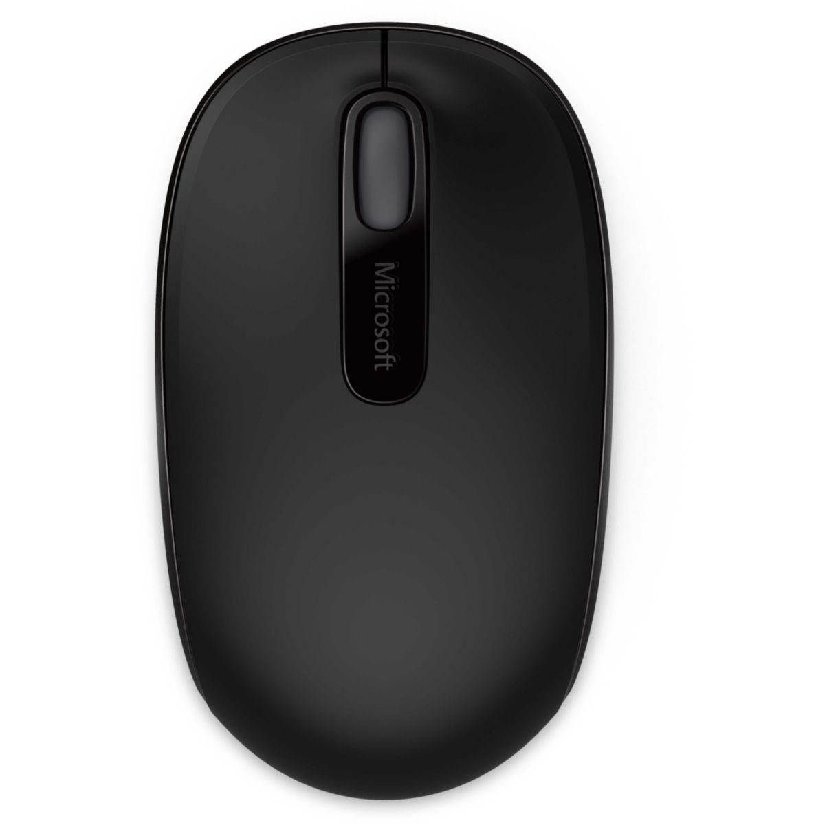 Souris sans fil MICROSOFT Wireless Mobile Mouse 1850 Noir