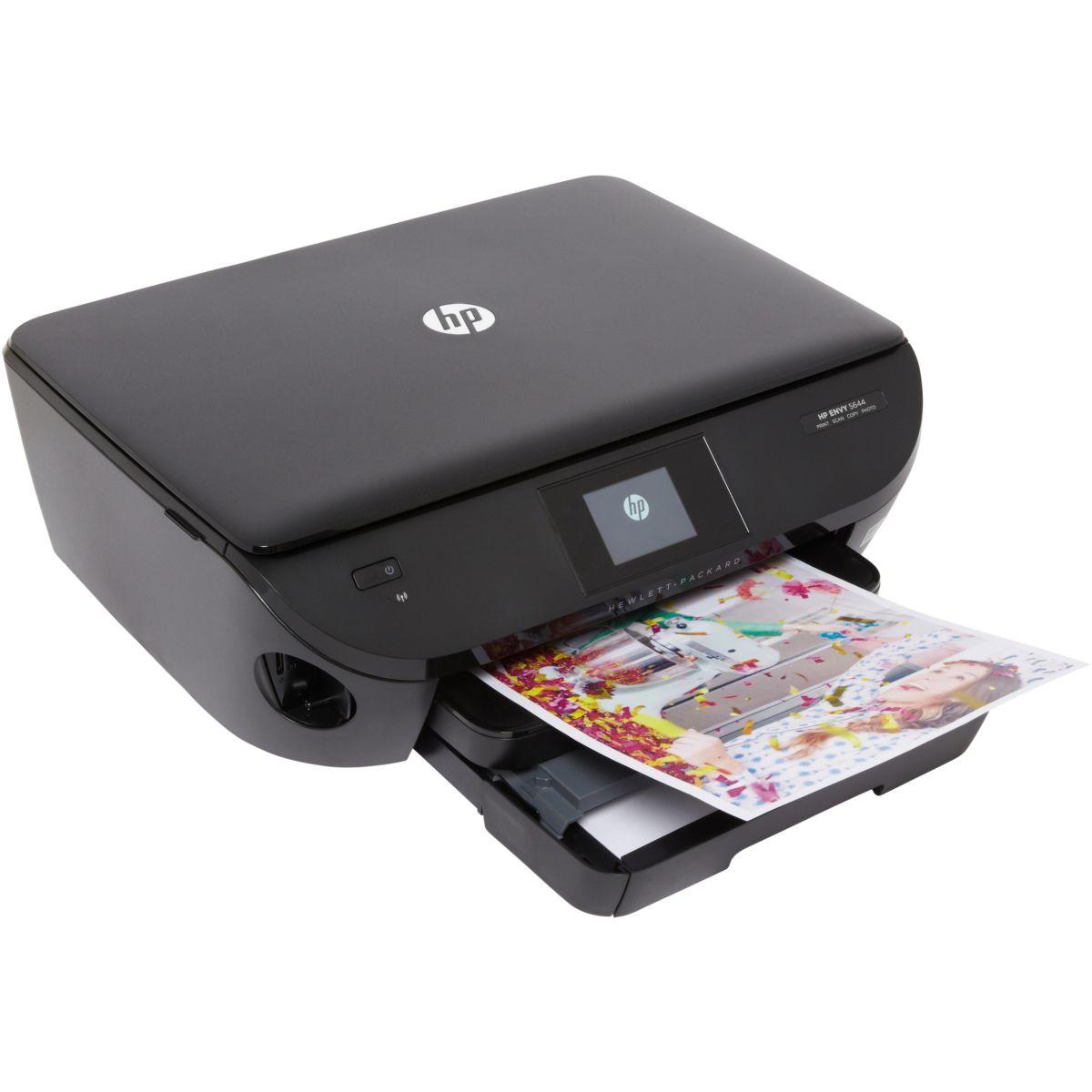 Imprimante multifonction jet d'encre HP Envy 5644 (photo)