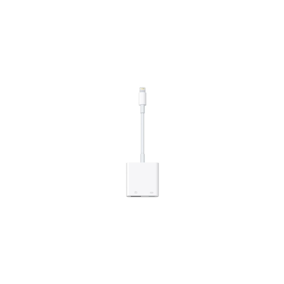 Adaptateur lightning APPLE Lightning vers USB3 pr appareil photo (photo)