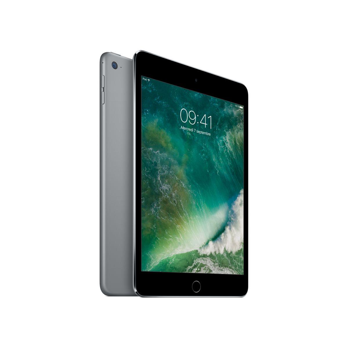 APPLE iPad Mini 4 128Go Gris sidéral