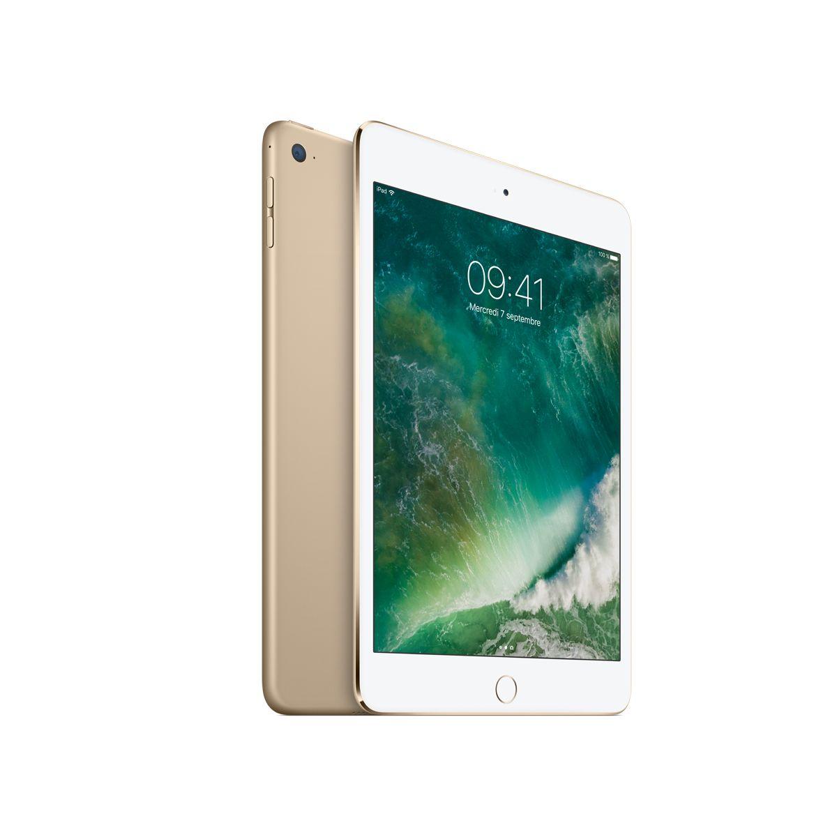 APPLE iPad Mini 4 128Go Or