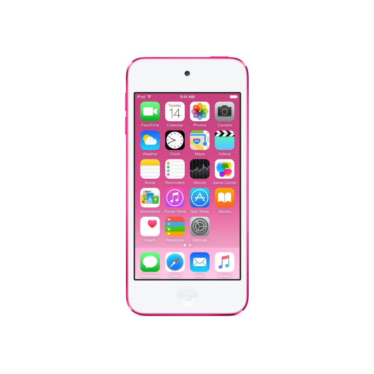 Lecteur MP4 APPLE IPOD Touch 128GB rose