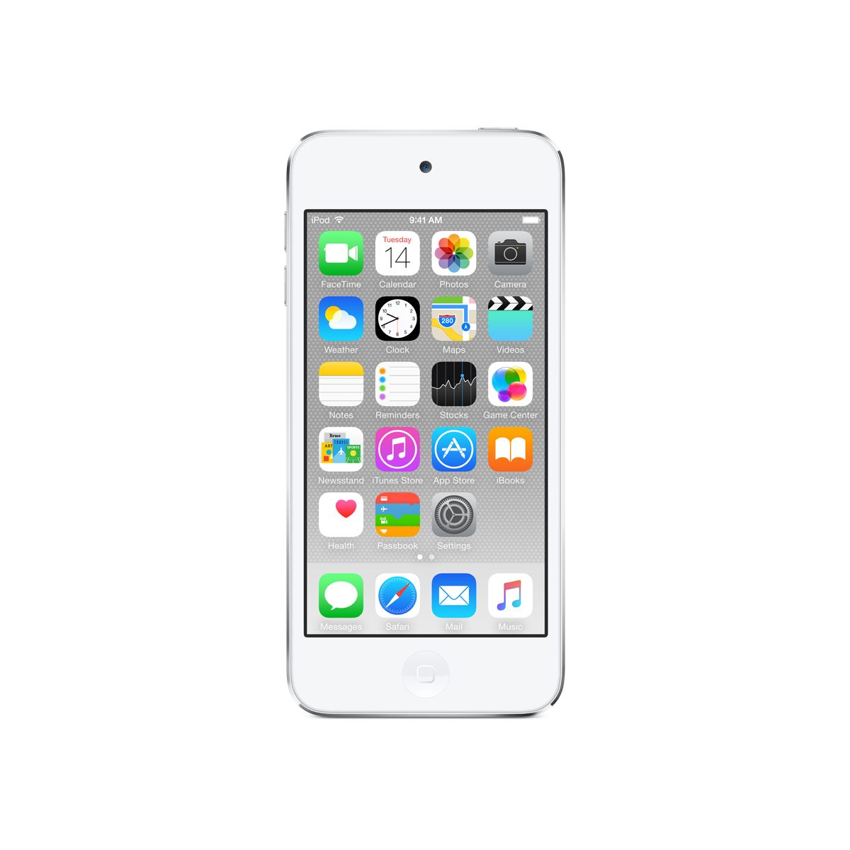 Bal.mp4 APPLE IPOD Touch 128GB silver