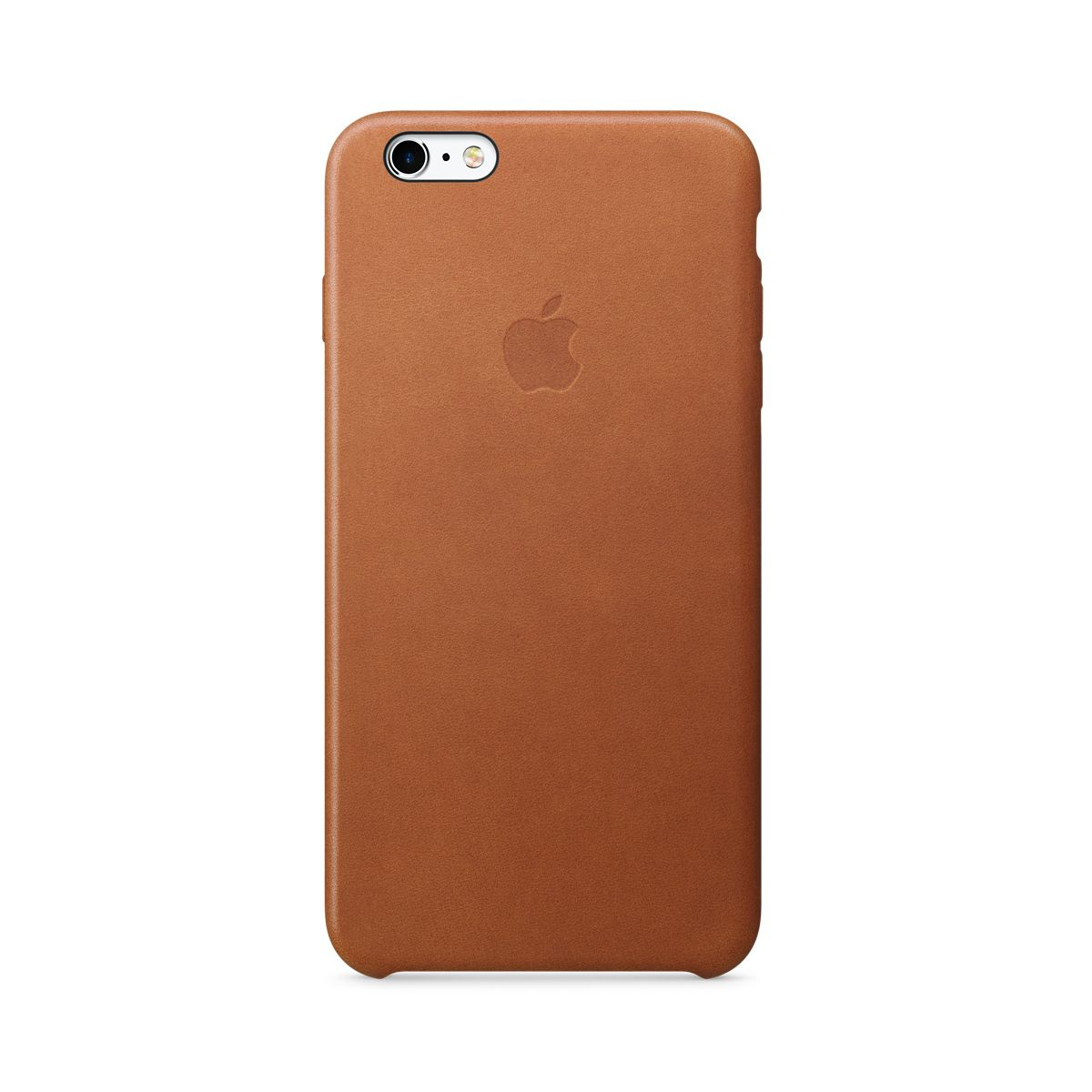 Coque APPLE iPhone 6/6s Plus Cuir Havane