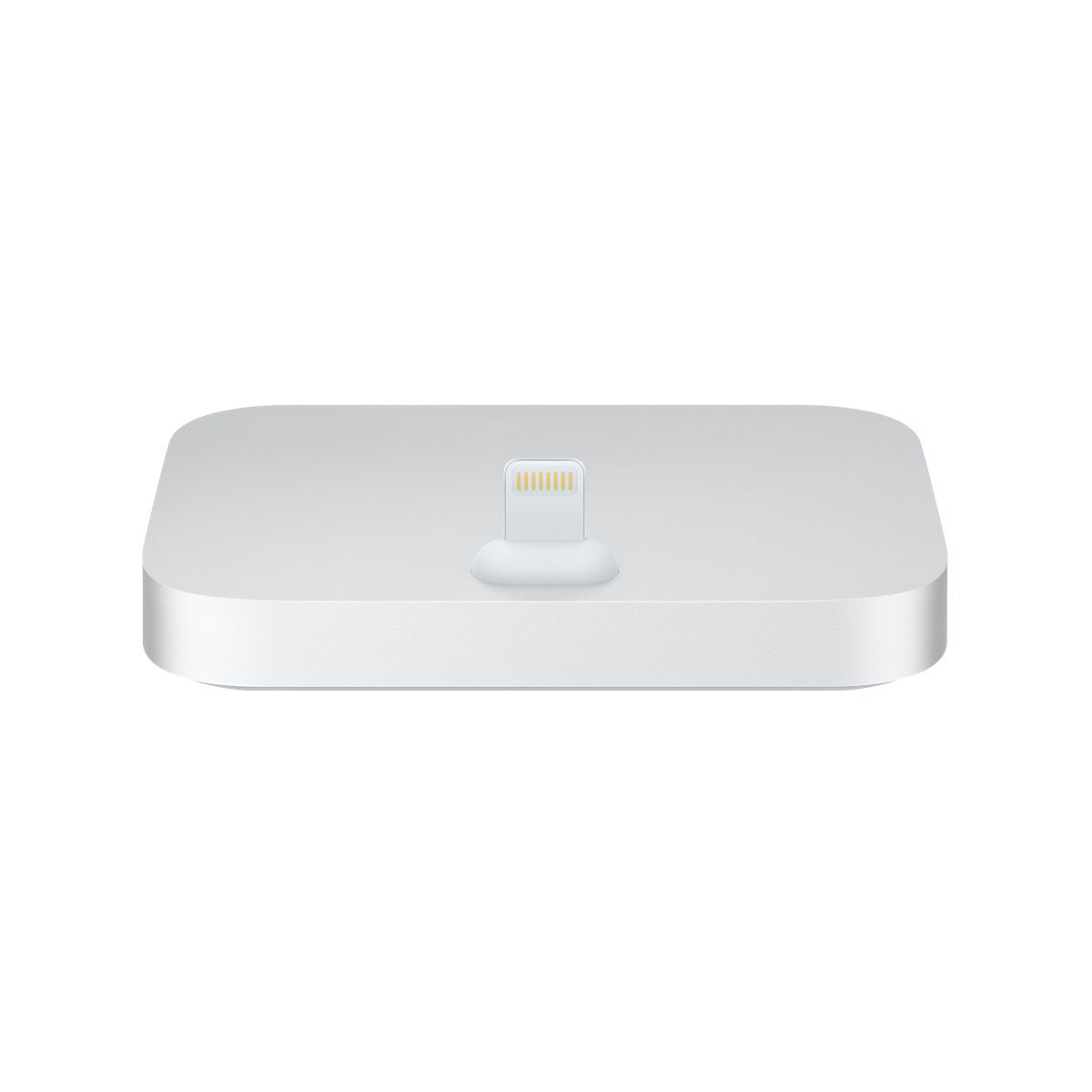Station de chargement APPLE iPhone Lightning Dock Silver