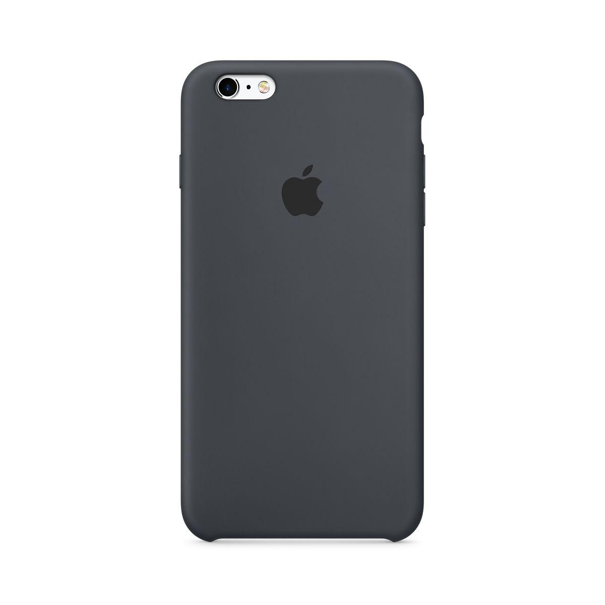 Coque APPLE iPhone 6s Gris Anthracite (photo)