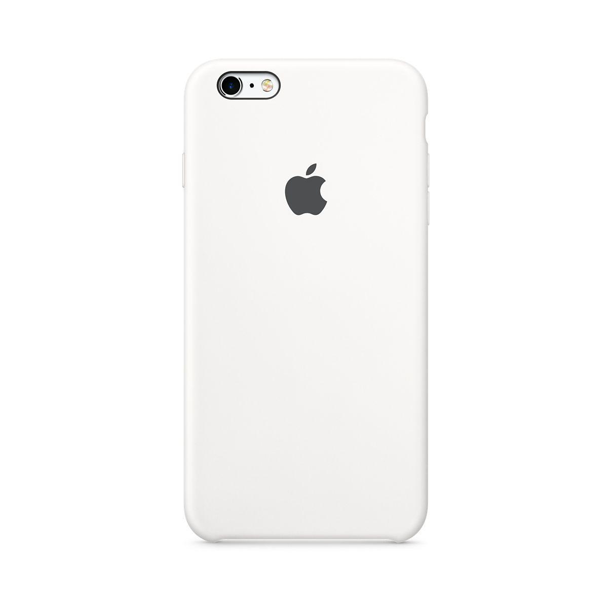 Coque APPLE iPhone 6s blanc (photo)