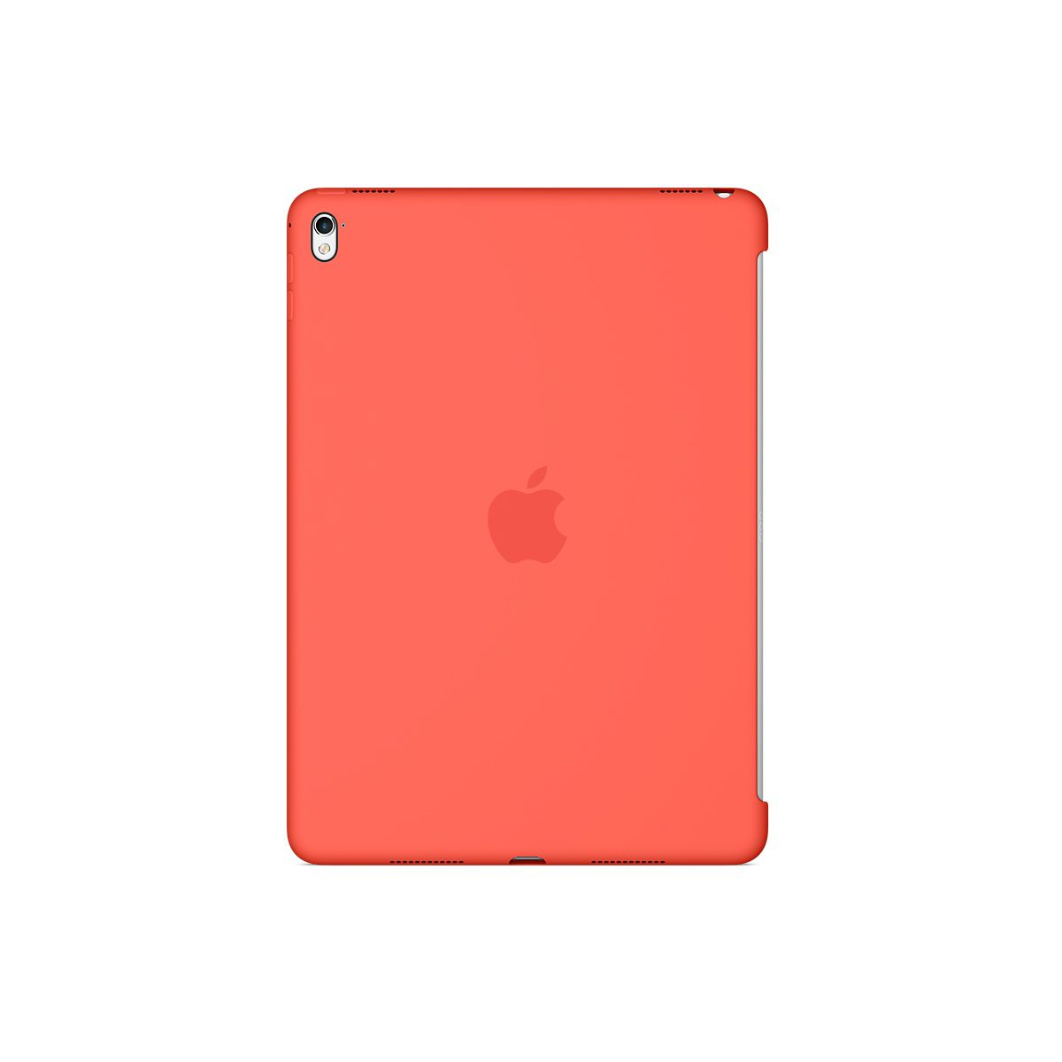 Coque APPLE silicone abricot iPad Pro 9,7'' (photo)