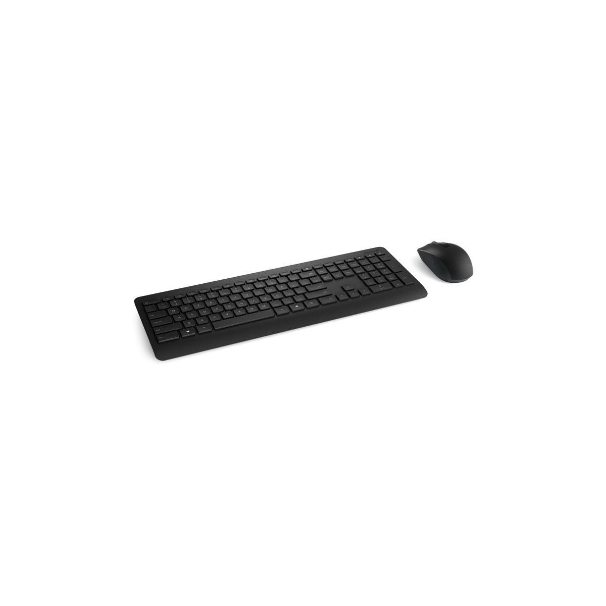 Clavier + Souris MICROSOFT Desktop 900 sans fil