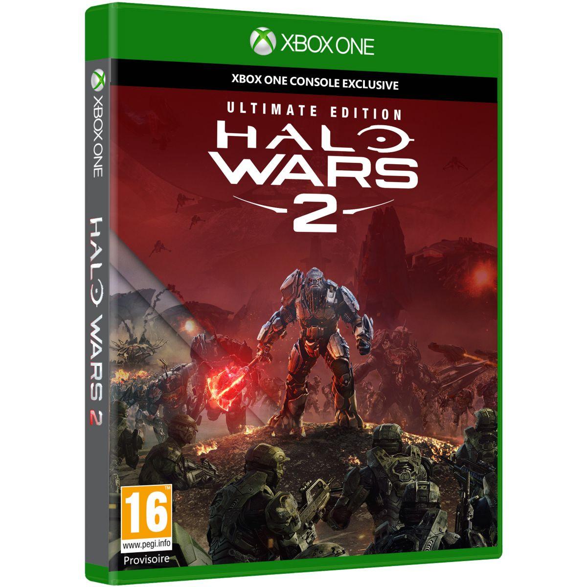 Jeu Xbox One MICROSOFT Halo Wars 2 Ultimate Edition