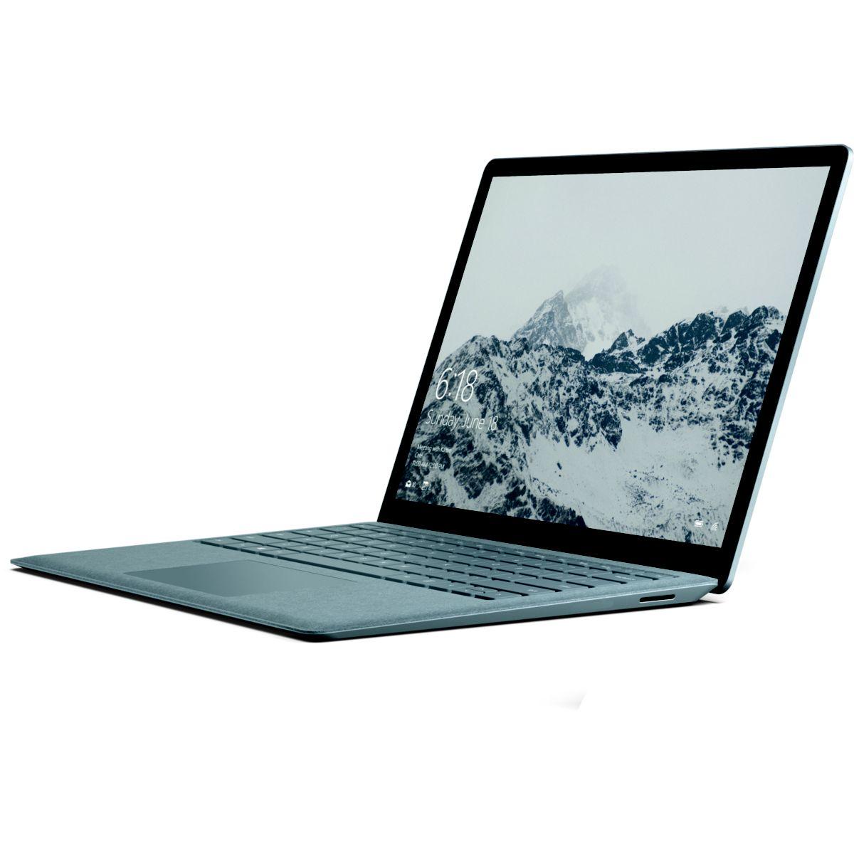 Ordinateur portable MICROSOFT Surface Laptop i7 512Go silver