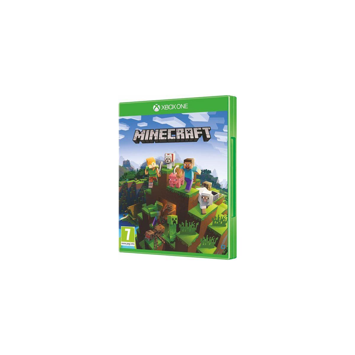 Jeu Xbox One MICROSOFT Minecraft Starter Collection