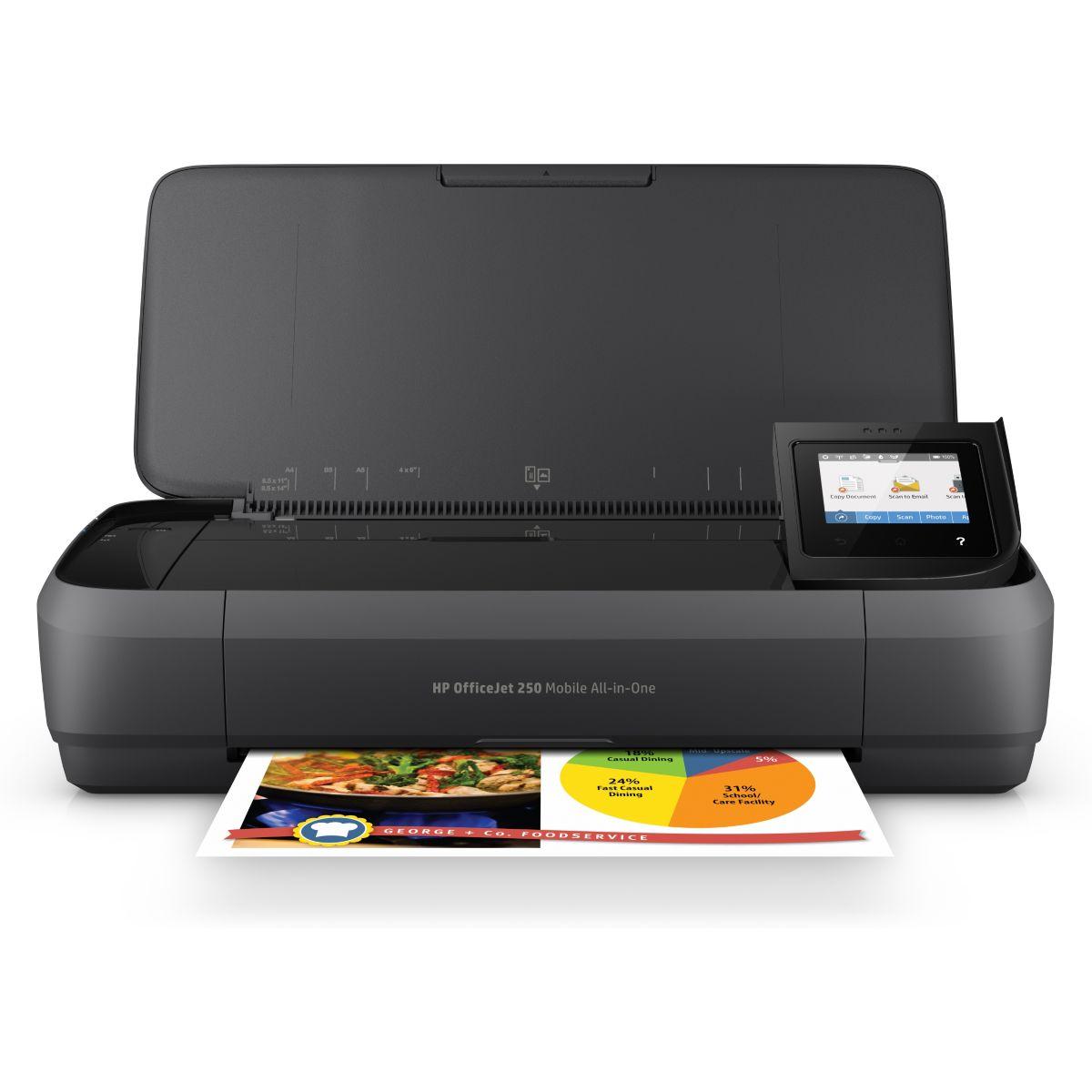 Imprimante jet d'encre HP Office Jet 250