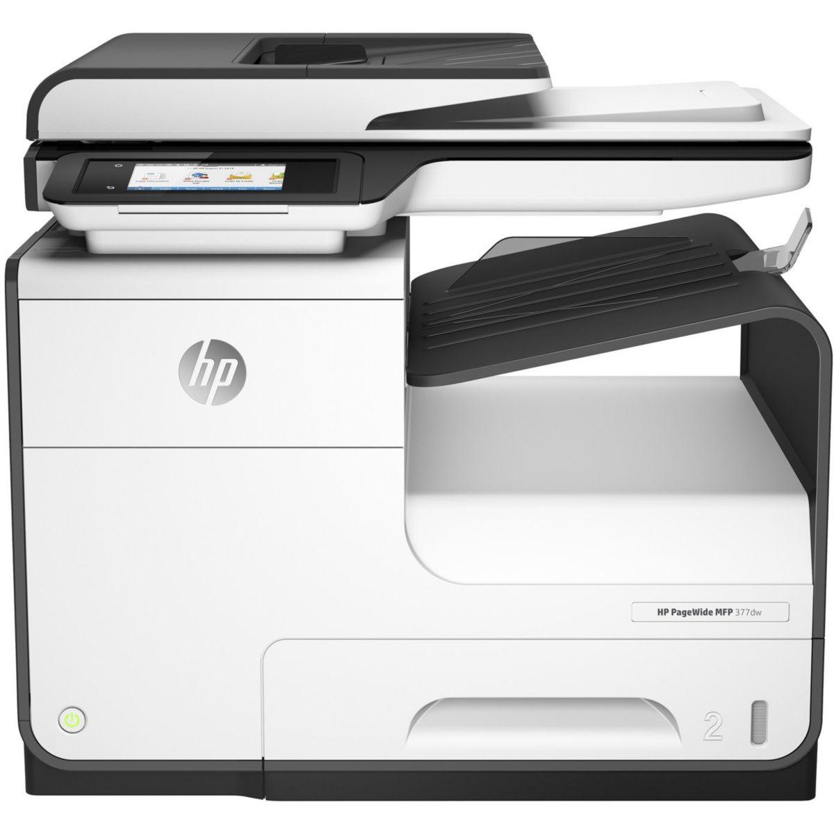 Imprimante multifonction jet d'encre HP PageWide 377DW (photo)