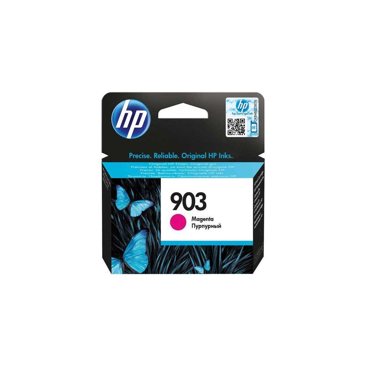 Cartouche d'encre HP N°903 magenta