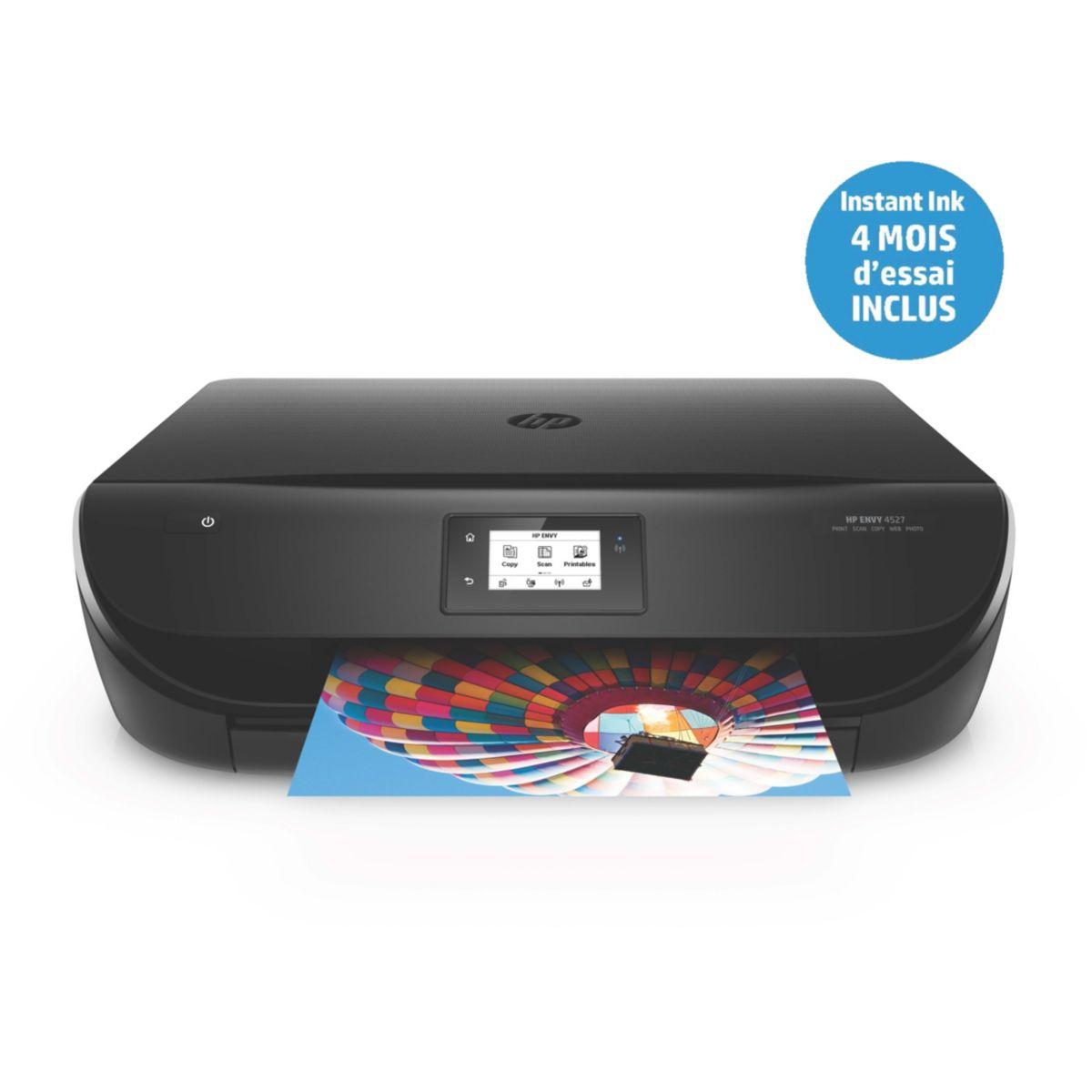 Imprimante multifonction jet d'encre HP Envy 4527 (photo)