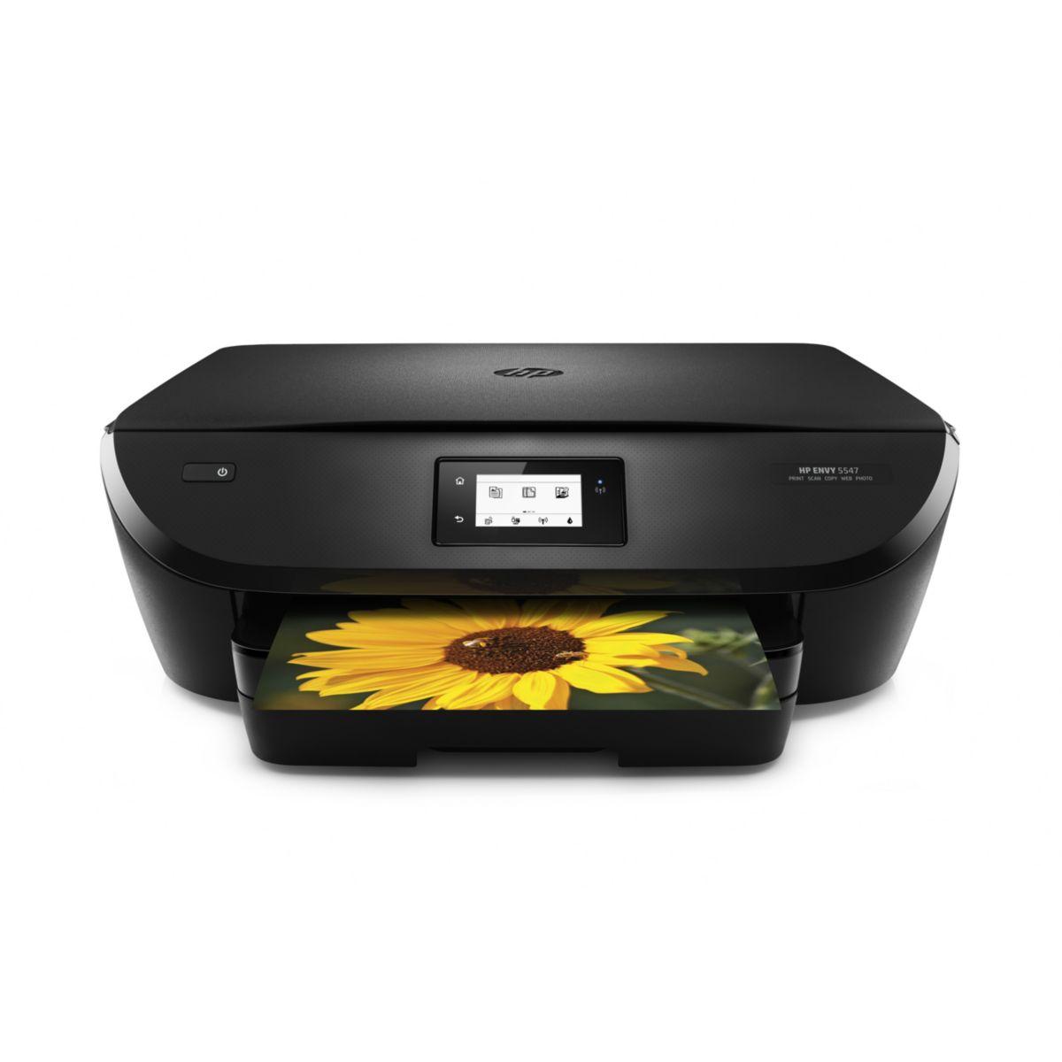 Imprimante jet d'encre HP Envy 5547