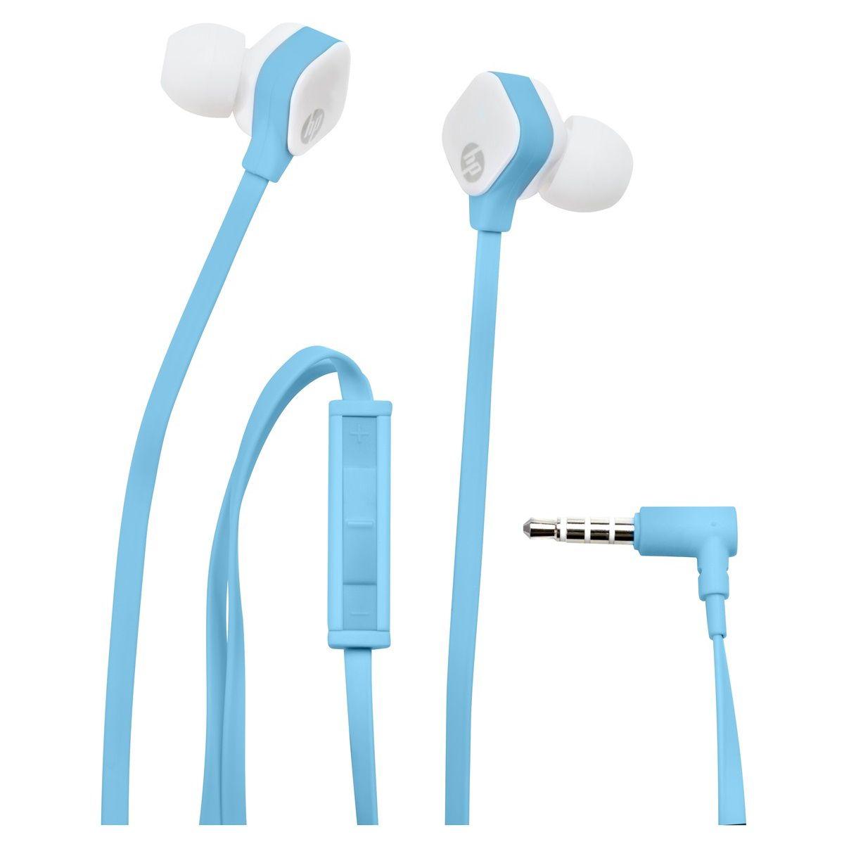 Micro-casque HP H2310 Bleu