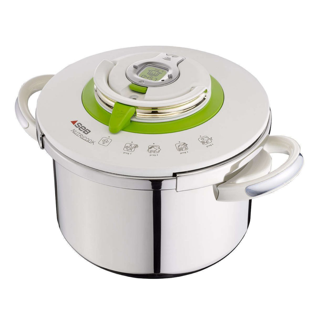 Autocuiseur SEB NUTRICOOK P4220706 6L (photo)