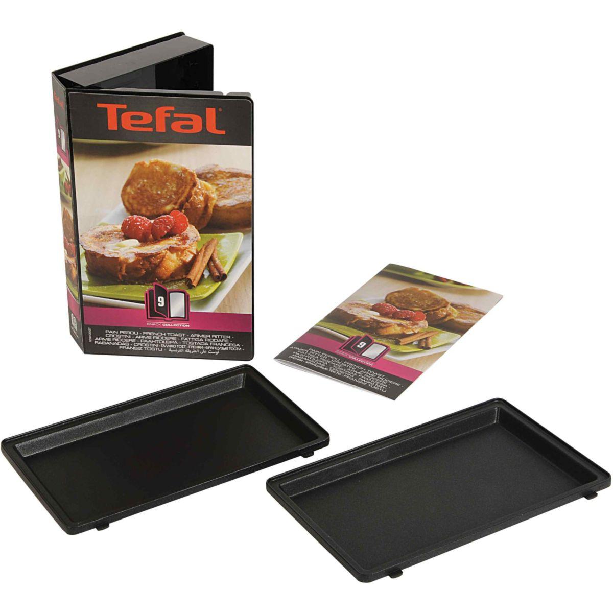 ACC-cuisson TEFAL 2 plaques pain perdu (photo)