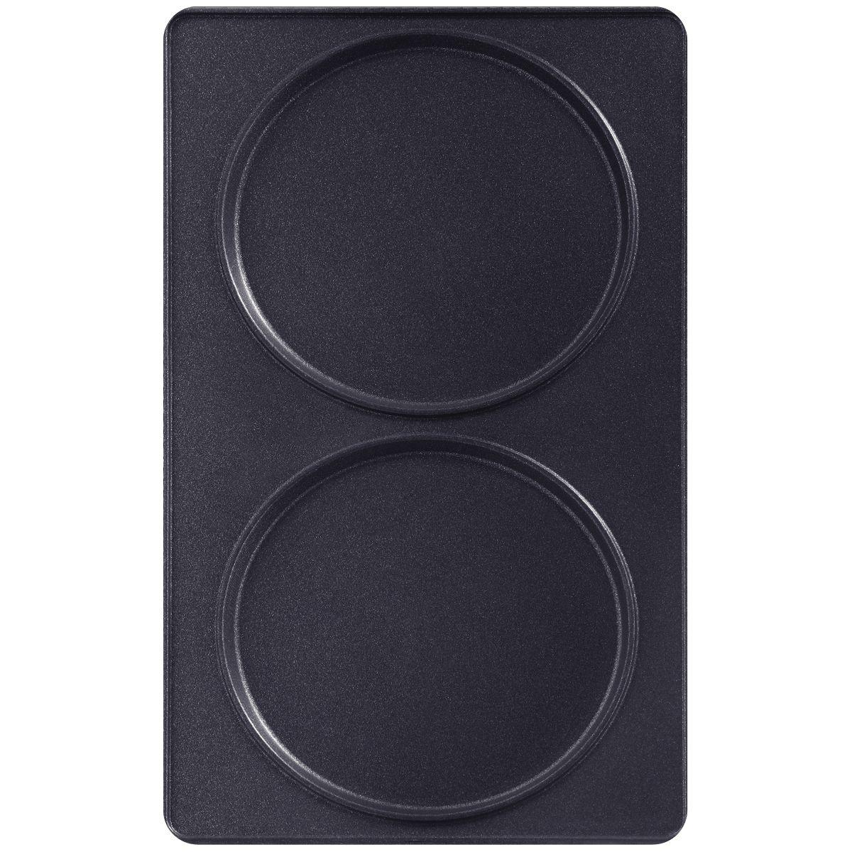 Accessoire grill TEFAL XA801012 2 plaques pancake (photo)